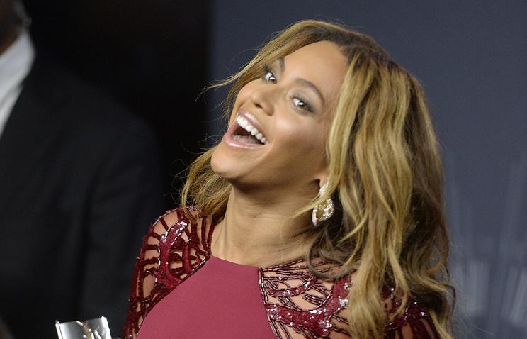 Beyonce at MTV Video Music Awards 2014 in Inglewood, California, USA