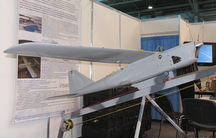 Orlan-10 drone