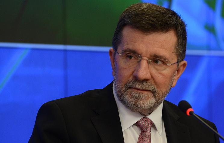 Serbian Ambassador to Russia Slavenko Terzic