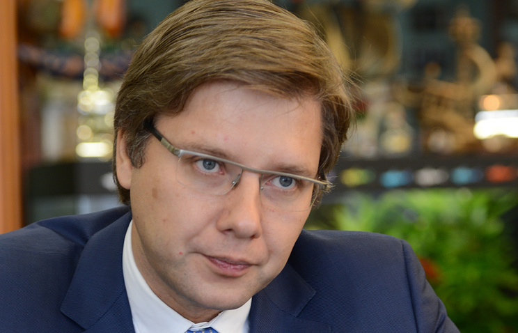 Riga Mayor Nil Ushakov