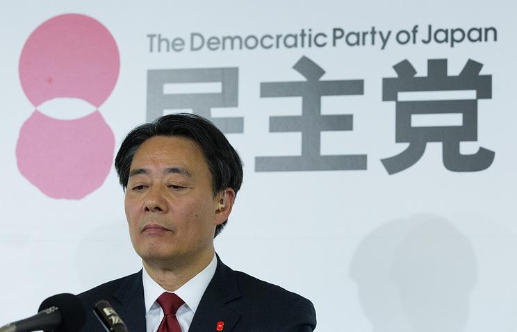 Leader of the Democratic Party of Japan, Banri Kaieda