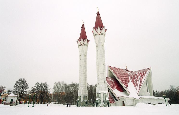 Bashkortostan' capital, city of Ufa