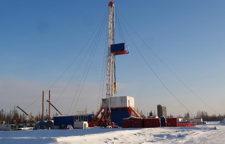 Jereh Cryogenic Drilling Rig Operated in -50C Weather