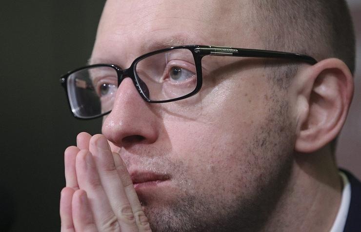 Arseniy Yatsenyuk
