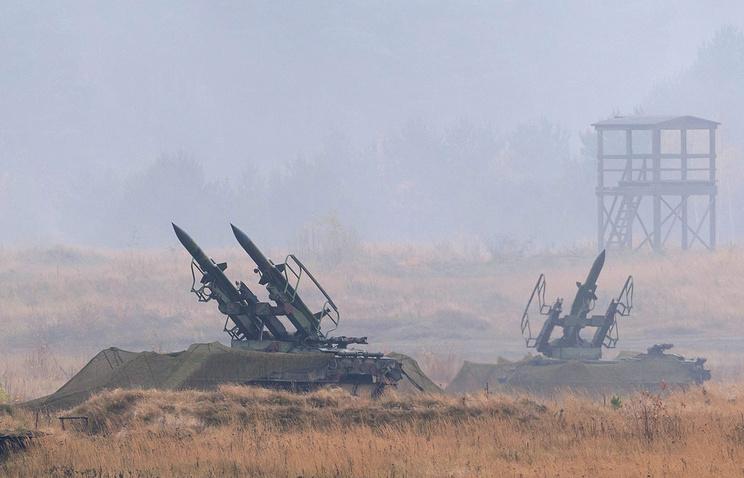 NATO military exercises in Poland