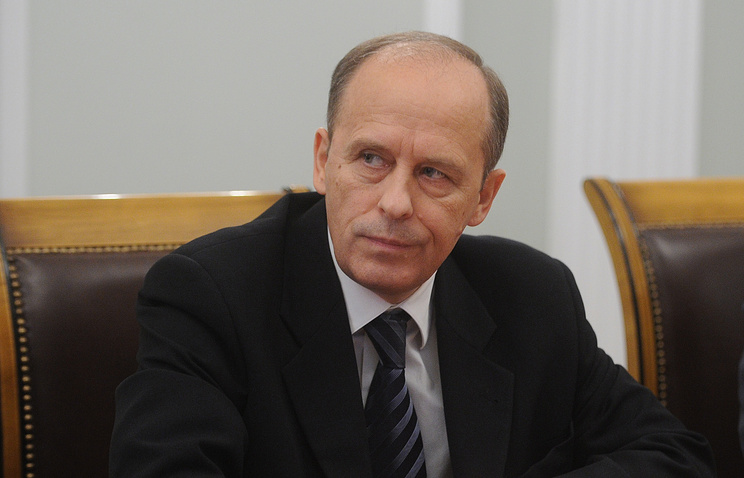Federal Security Service Chief, Alexander Bortnikov