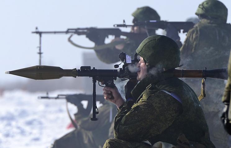 Motorized infantry unit