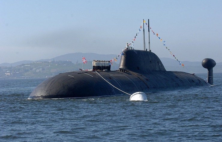 Project 971 submarine