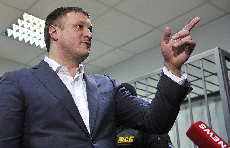 Chelyabinsk Region Vice-Governor Nikolay Sandakov
