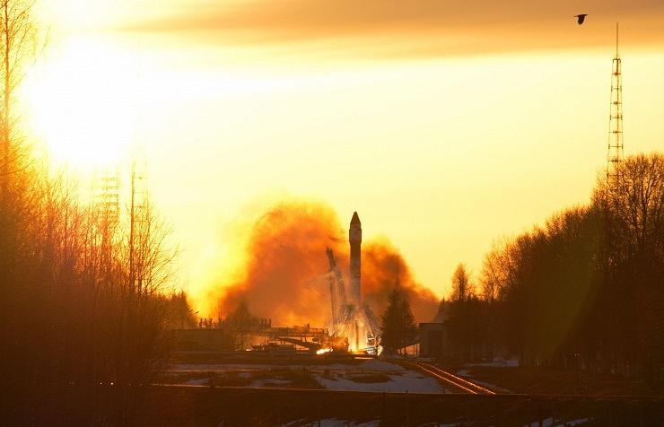 Plesetsk space center