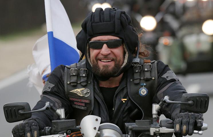 Night Wolves leader Alexander Zaldostanov