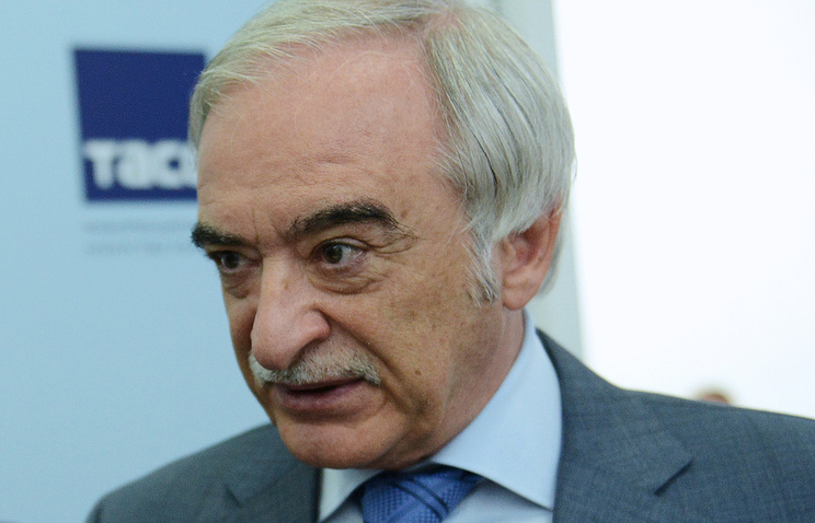 Azerbaijan's Ambassador in Moscow Polad Bulbuloglu