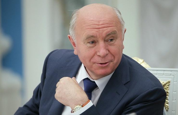 Nikolay Merkushkin, governor of the Samara Region
