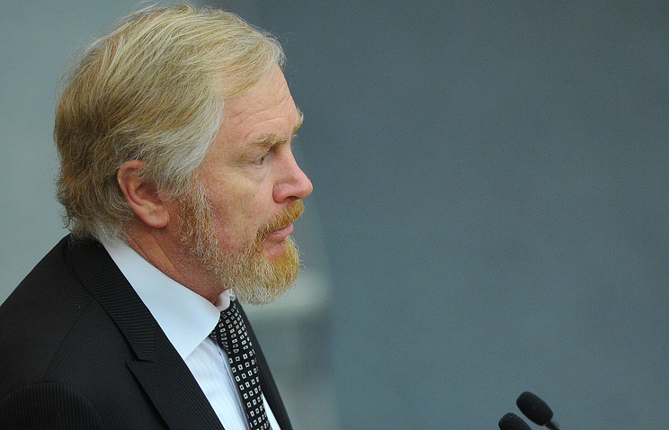 Russia's Deputy Finance Minister Sergey Storchak