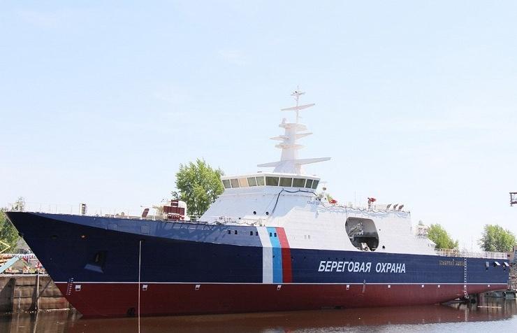 Polyarnaya Zvezda (Polar Star) ship