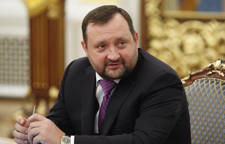 Ukrainian former Prime Minister Sergey Arbuzov
