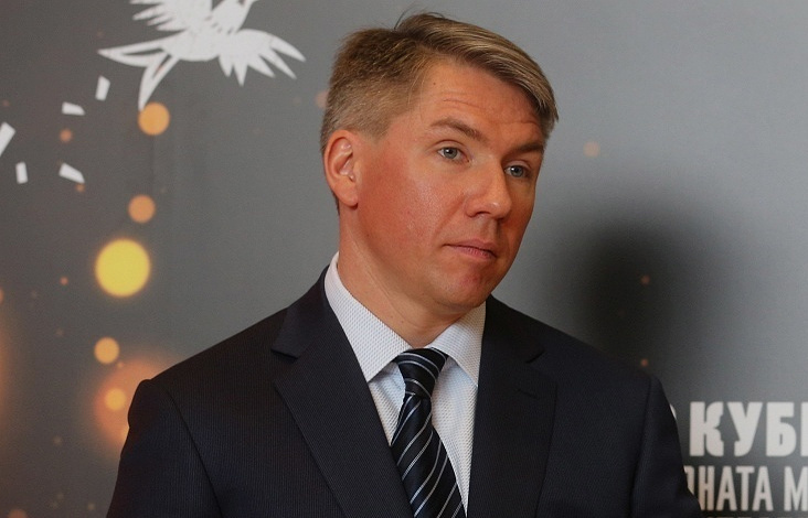 2018 FIFA World Cup Organizing Committee Head Alexey Sorokin