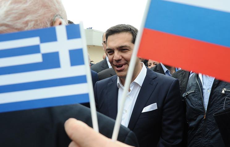 Prime Minister of Greece Alexis Tsipras