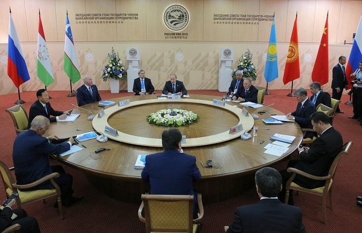 SCO leaders