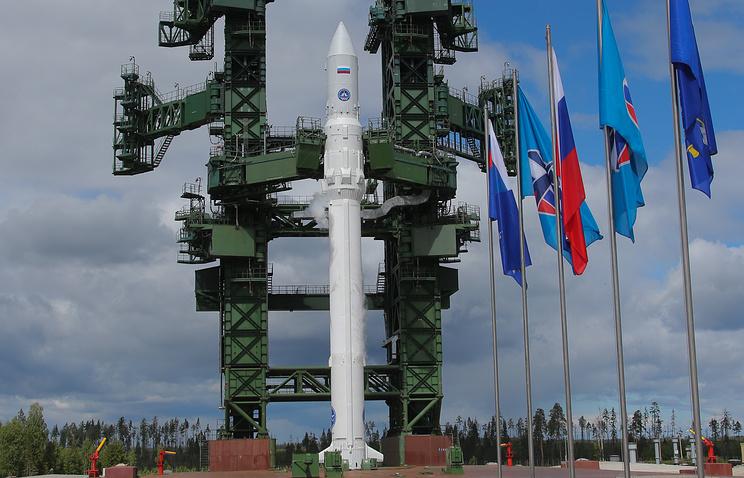 Angara 1.2 carrier rocket