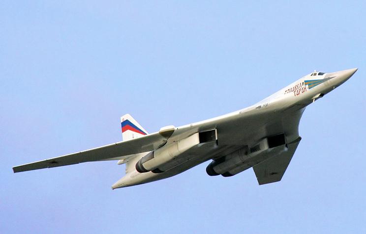 Tupolev Tu-160 (archive)