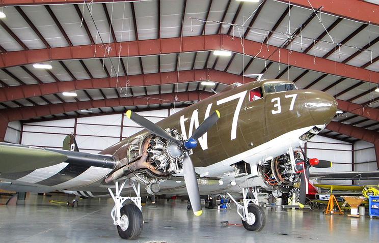 World War II-era Douglas C-47