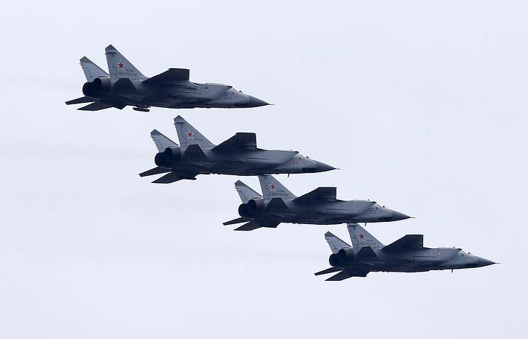 Sukhoi Su-24 aircraft
