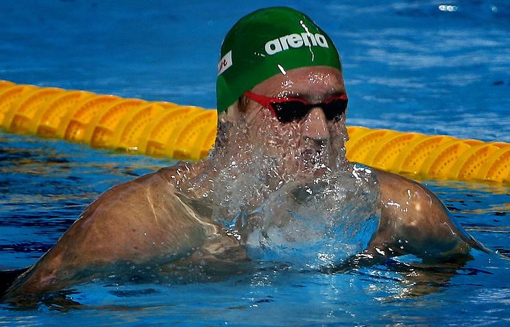 Cameron van der Burgh