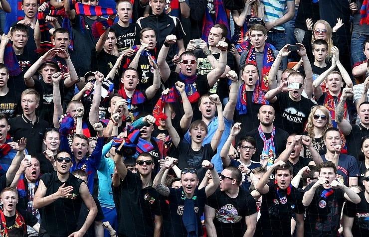 CSKA fans