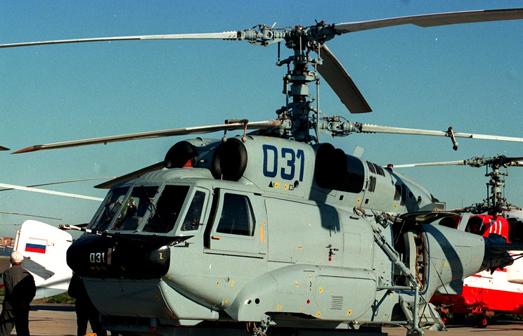 Ka-31 helicopter (archive)