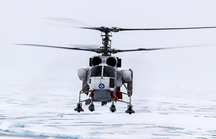 Kamov Ka-32A11VS helicopter (archive)