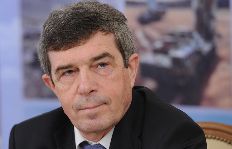 Rosoboronexport CEO Anatoly Isaikin