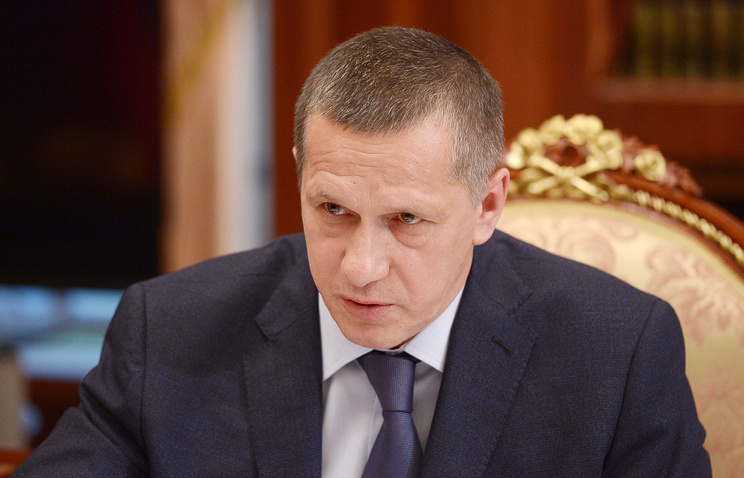 Russian Deputy Prime Minister and Presidential Plenipotentiary in the Far Eastern Federal District Yuri Trutnev