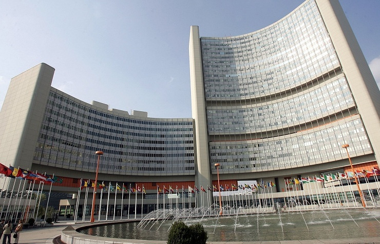 IAEA headquarters in Vienna, Austria