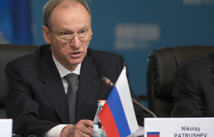 Nikolay Patrushev, secretary of the Russian Security Council