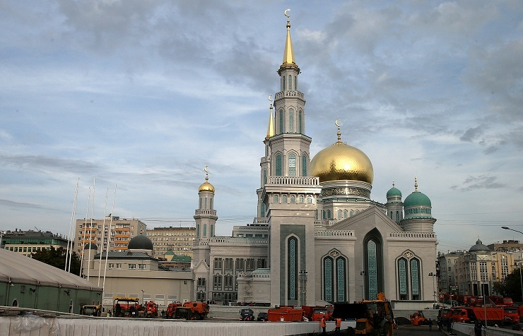 Moscow's Grand Mosque