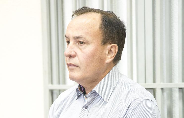 Former deputy CEO of the Yak-Service Airlines, Vadim Timofeyev