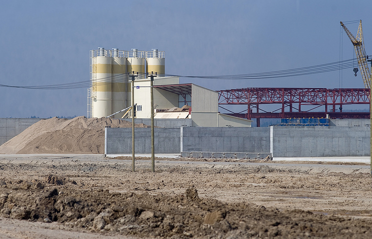 NPP construction (archive)