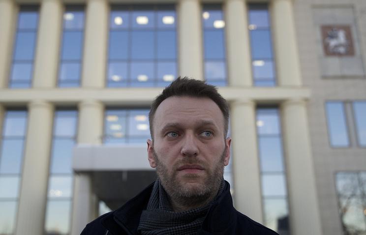 Alexey Navalny