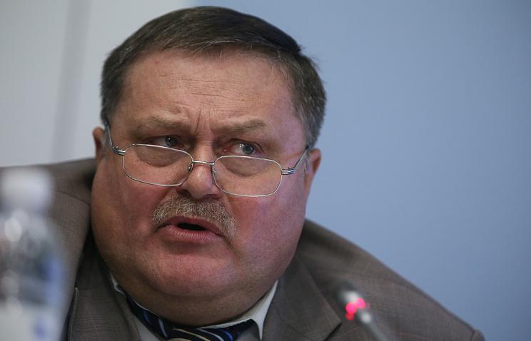 Vadim Solovyov.