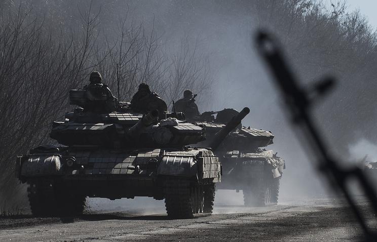 Ukrainian troops (archive)