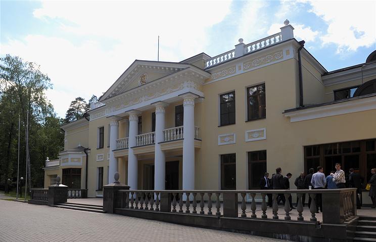 Novo-Ogaryovo residence (archive)