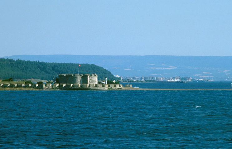 Dardanelles Strait