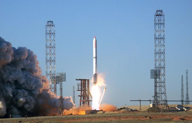 Zenit-2 carrier rocket