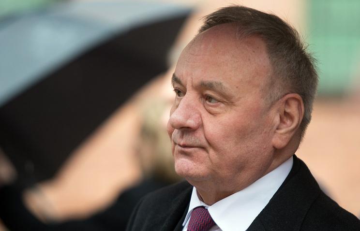 President of Moldova Nicolae Timofti