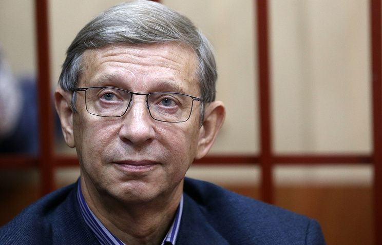 Co-owner of JSFC Sistema Vladimir Yevtushenkov
