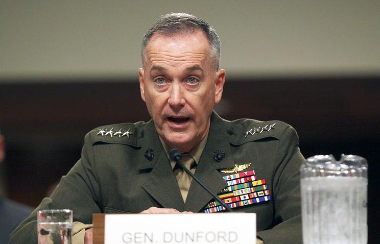 Gen. Joseph F. Dunford Jr.