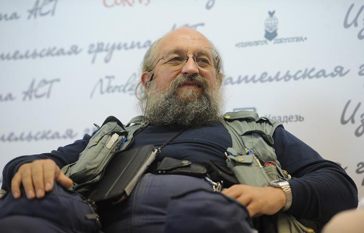 Anatoly Wasserman