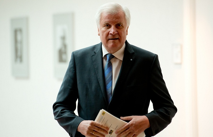 Prime Minister of Bavaria Horst Seehofer