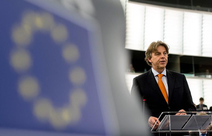 Dutch Minister of Foreign Affairs Bert Koenders